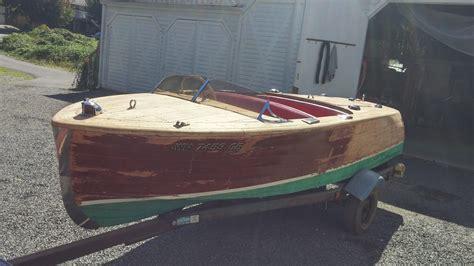 barrel back boat chris craft barrel back boat for sale from usa