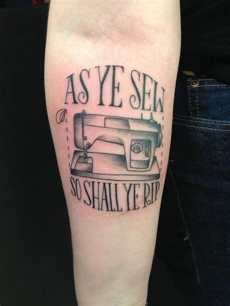 tattoo jokes 12 best images about sewing machines on