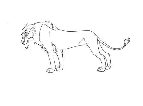 how to colour in a scar in your hairline simba scar az colorare