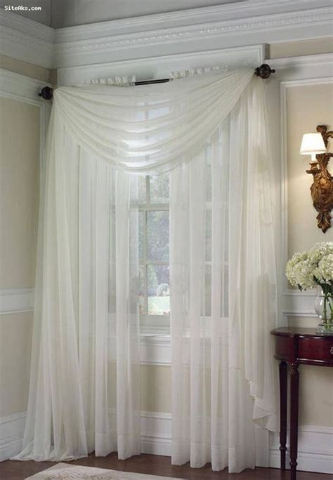 dressing curtain sheer drapes window curtains and dressing on pinterest