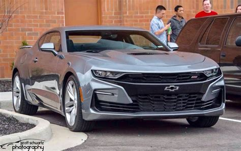 Has Been Spotted by The 2019 Camaro Has Been Spotted Out In The