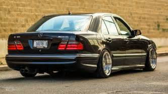 Mercedes W 210 Mercedes W210 E55 Amg Stance Style Benztuning