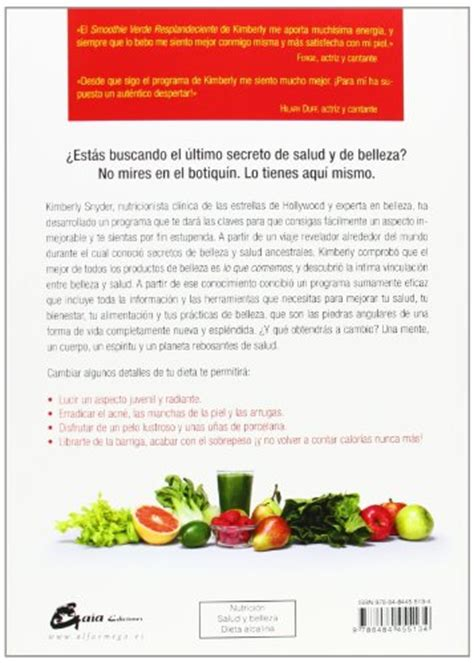 Detox Nutricion Para La Belleza by Soluci 243 N Detox Para La Belleza Nutrici 243 N Y Salud