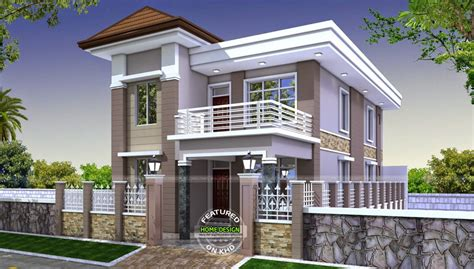 Kerala Home Design Villa by Double Storey Kerala Houses Front Elevations Amazing