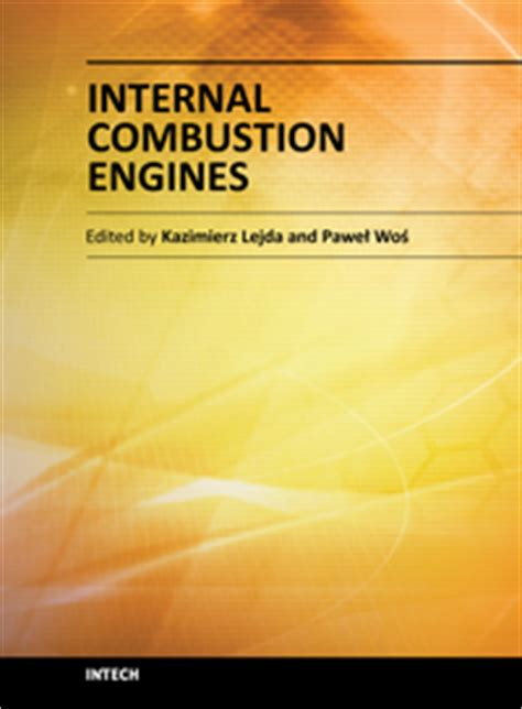 combustion engines theory and design a text book on gas and engines for engineers and students in engineering classic reprint books combustion engines intechopen