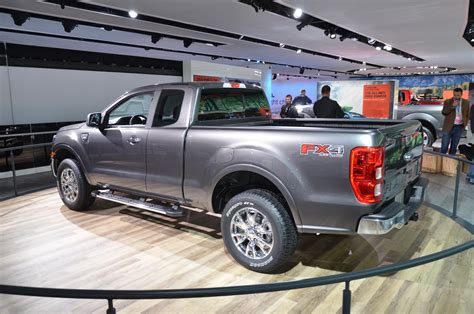 2019 Ford Ranger 2 Door by 2019 Ford Ranger Wants To Become America S Default Midsize