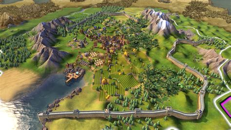Great Wall Style civilization 6 gameplay how active progession will kill beeline strategies and make each civ