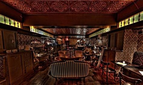 bathtub gin bar nyc the best speakeasy style bars in new york travel the