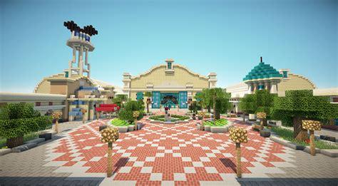 Studios L by Map Disneyland Resort Sur Minecraft Minecraft Fr