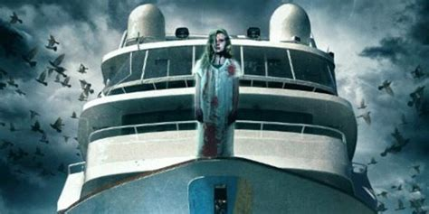 film ghost boat 2014 horror movie review ghost boat 2014 games brrraaains