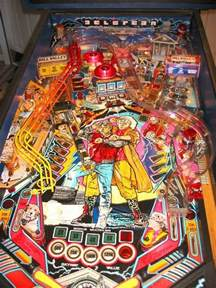 Table Tennis For Sale Back To The Future Pinball Machine Liberty Games