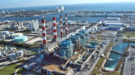 fpl demolishes port everglades makes room for new