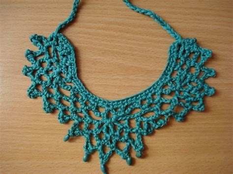 crochet jewelry patterns with treasures crochet anklet
