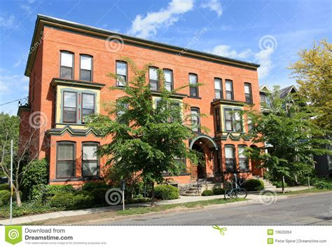 appartment com old fashioned apartment building stock images image