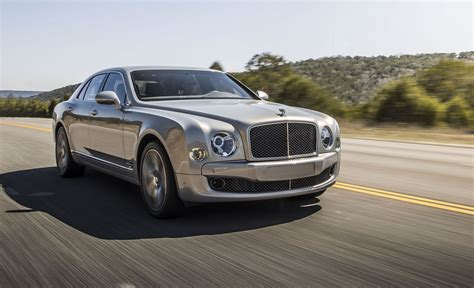 2016 Bentley Mulsanne Review Ratings Specs Prices And