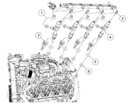 Fuel System Not Holding Pressure F 250 2008 F 250 6 4 L Powerstroke Fuel Injector Replacement