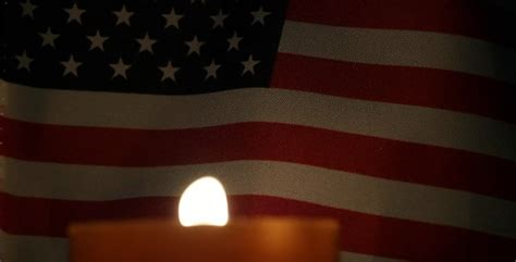 candele americane american flag and candle by vulk videohive