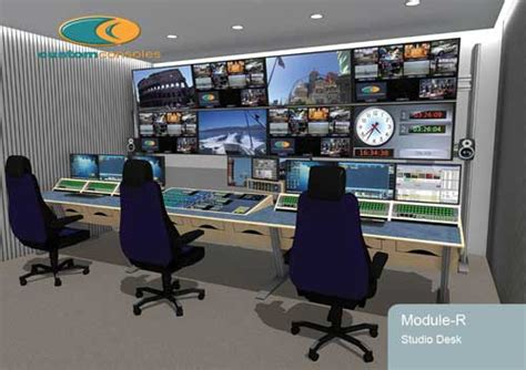 Air Traffic Controller Chairs by Room Furniture Technical Furniture Broadcast