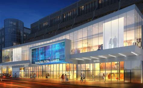 hazelton lanes shopping mall set  major makeover