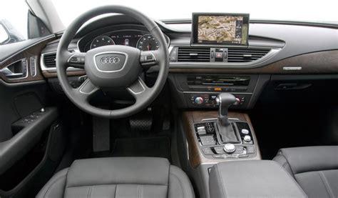 Audi A7 S Line Interior by 2012 Audi A7 Autoblog