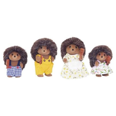 Sylfanian Families Collect Them All Series 5198 buy sylvanian families hedgehog family from our all sylvanian families toys range tesco