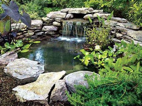 21 DIY Water Pond Ideas   DIY Water Gardens For Backyards