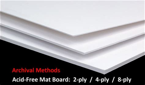 Acid Free Matting by Top 10 List Creating Professional Photography