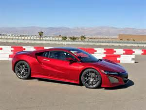 Acura Nsx Acura Taking New Nsx Racing Minus The Hybrid