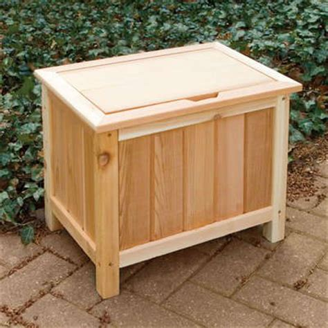 garden bench box with storage cedar creek cedar creek illinois small storage box in