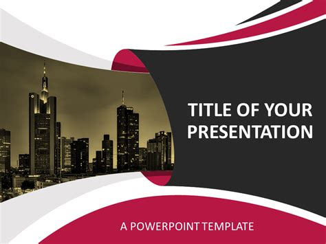 real estate powerpoint template presentationgo com powerpoint templates free download real estate gallery