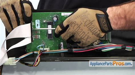 Duet Dryer Control Board (part #WP8546219)   How To