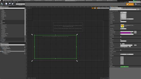 Panel Umg blur umg panel by flakky in blueprints ue4 marketplace