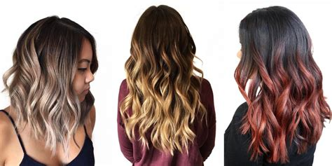 balayage hair color vs ombre balayage vs ombr 233 what s the difference matrix