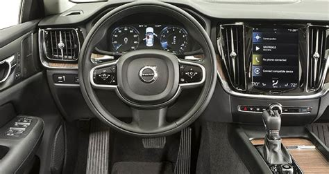 volvo s60 2019 interior 2019 volvo s60 is sophisticated and comfortable consumer