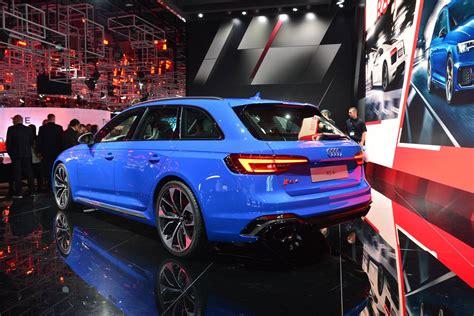 Audi Rs4 Avant by Iaa Frankfurt 2017 Audi Rs4 Avant Gtspirit
