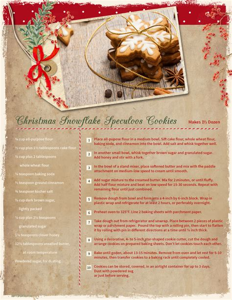 printable biscuit recipes 88 christmas cookie recipe cards free printable holiday