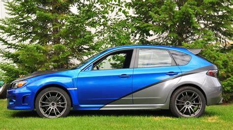 Subaru Wrx Sti Fast Furious Series 2014 subaru impreza volo auto museum