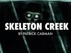 Skeleton Creek 4 The skeleton creek by brandon beers