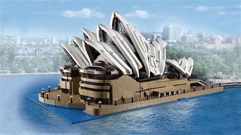 sydney opera house lego amazon com lego creator expert 10234 sydney opera house