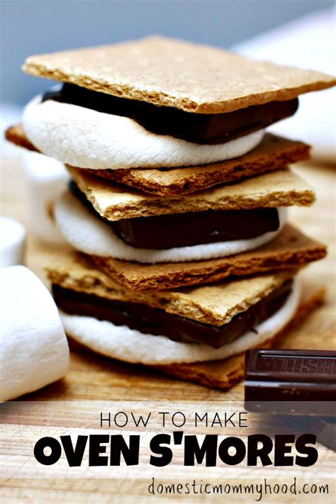 25 scrumptious s mores recipes domestic mommyhood