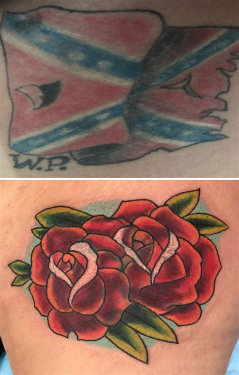 racist tattoos you can now remove your tattoos for free at this