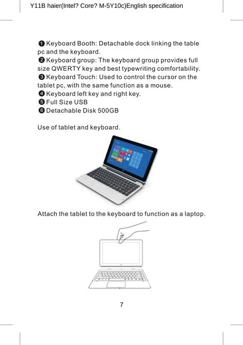 Y11b Laptop User Manual Users Manual Haier Information Technology Shenzhen Co Ltd