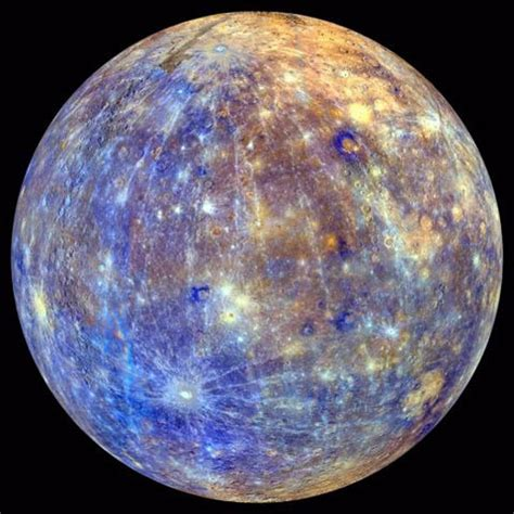 what color is mercury the planet interpretation of a in which you saw 171 mercury 187