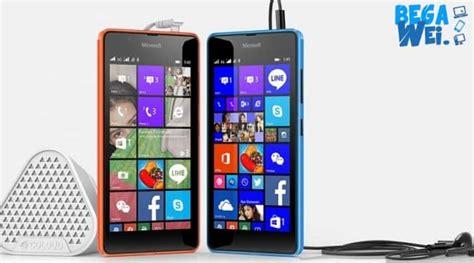 Microsoft Lumia 540 Di Indonesia harga microsoft lumia 540 dual dan spesifikasi begawei