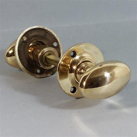 Best Door Knobs by Pink Brass Door Knobs Run Top Quality Pair
