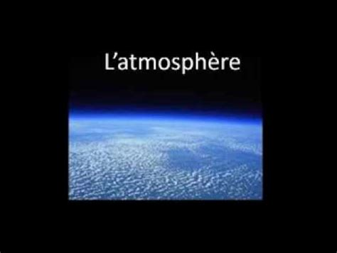 Armosphere L l atmosph 232 re 1