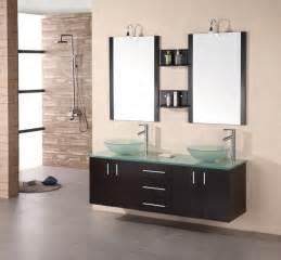 60 Inch Floating Vanity Single Sink Modena 60 Inch Espresso Sink Bathroom Vanity Set By