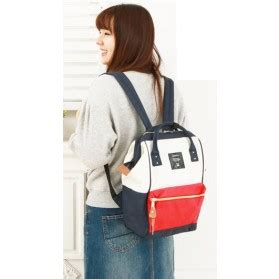 Tas Ransel Anello Handle Oxford Cloth Backpack Hitam L anello tas ransel oxford 600d size s white jakartanotebook