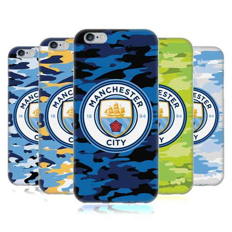 Casing Samsung S6 Manchester City Fc 2 Custom Hardcase manchester city city fc badge camou soft gel for apple iphone phones ebay