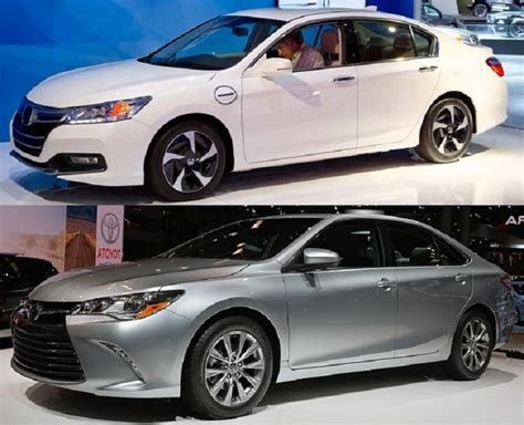 Honda Accord Or Toyota Camry 2015 Honda Accord Vs 2015 Toyota Camry Review Price